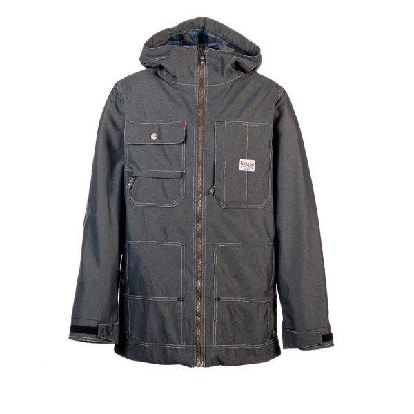 Куртка для сноуборда Analog Alcatraz 1