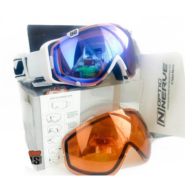 Маска Optic Nerve 3